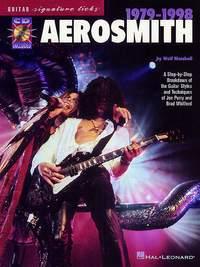 Aerosmith 1979-1998