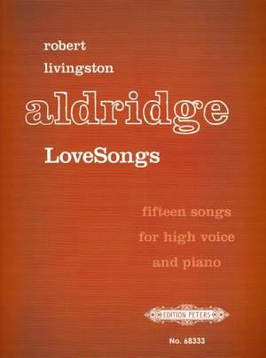 Aldridge, R: Love Songs