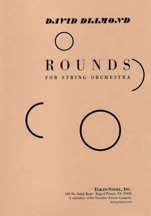 David Diamond: Rounds