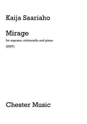 Kaija Saariaho: Mirage