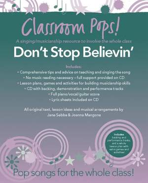 Jonathan Cain_Neal Schon_Steve Perry_ Journey: Classroom Pops! Don't Stop Believin'