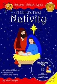 Alison Hedger: A Child's First Nativity