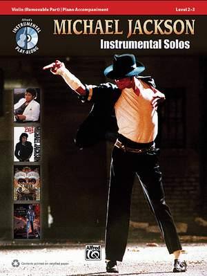 Michael Jackson: Michael Jackson Instrumental Solos for Strings