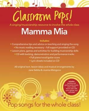Benny Andersson_Björn Ulvaeus_Stig Anderson: Classroom Pops! Mamma Mia