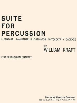 Kraft: Suite for Percussion