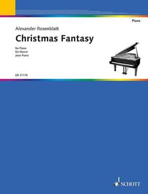 Rosenblatt, A: Christmas Fantasy