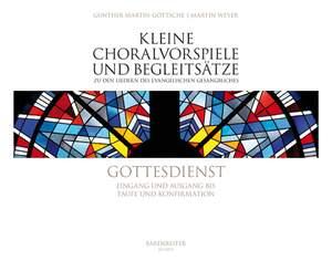 Various: Kleine Choralvorspiele und Begleitsatze