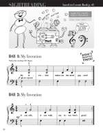 Nancy Faber_Randall Faber: Piano Adventures Primer Level - Sightreading Book Product Image