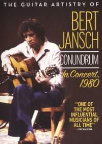 Bert Jansch: Guitar Artistry Conundrum In Concert 1980