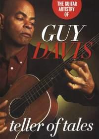 Guy Davis: Guitar Artistry - Teller Of Tales