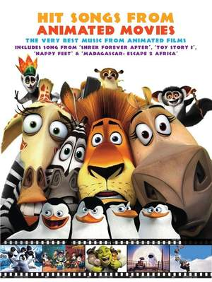 Hits Songs From Animated Movies