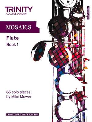Mower, Mike: Mosaics. Book 1 (flute) Product Image