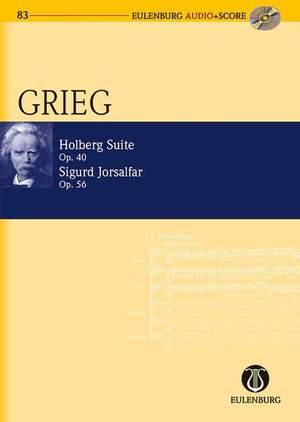 Grieg: 2 Suites