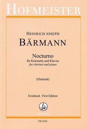 Baermann, H J: Nocturno
