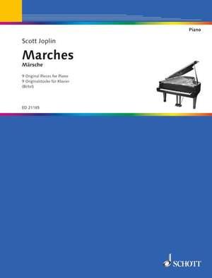 Joplin, S: Marches