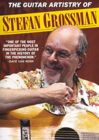 The Guitar Artistry Of Stefan Grossman