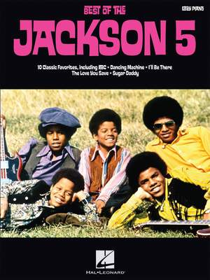 Best Of The Jackson 5 -easy piano
