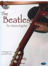 Beatles, T: The Beatles For Classical Guitar