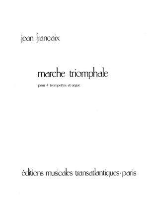 Jean Françaix: Marche Triomphale Product Image