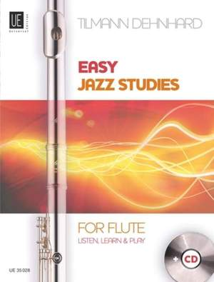 Dehnhard, T: Easy Jazz Studies with CD