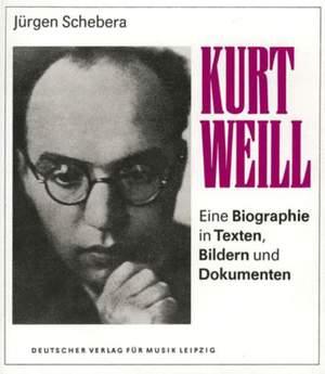 Schebera: Kurt Weil 1900-1950