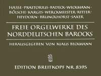 Freie Orgelwerke des norddeutschen Barocks