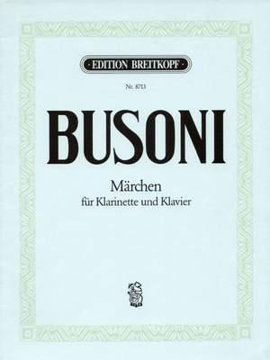 Busoni: Märchen