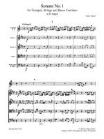 Purcell: Sonata in D Nr. 1 Product Image