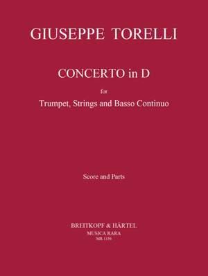 Torelli: Concerto in D Etienne Roger