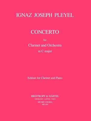 Pleyel: Klarinetten-Konzert in C