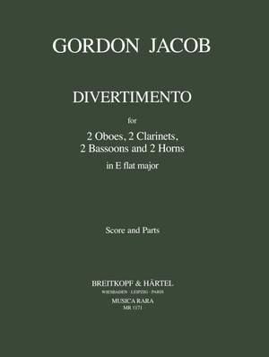 Jacob: Divertimento in Es