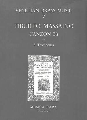 Massaino: Canzon 33