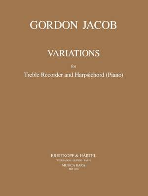Jacob: Variations