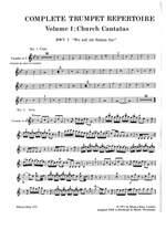 Bach, JS: Complete Trumpet Repertoire Volume 1 Product Image