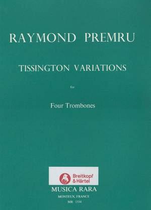 Premru: Tissington-Variationen