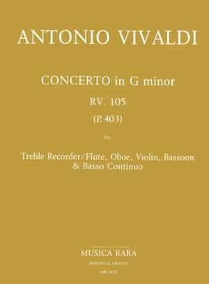 Vivaldi: Konzert in g RV 105