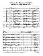 Gabrielli: Sonata Nr. XI/4 Product Image