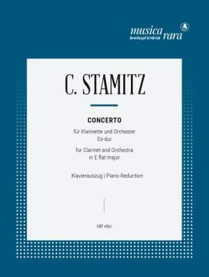 Stamitz: Klarinettenkonzert in Es