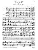 Hummel: Klaviertrio Es-dur op. 96 Product Image