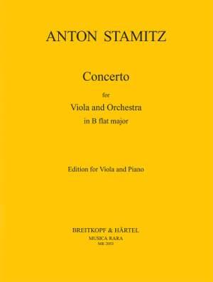 Stamitz: Konzert in B-dur