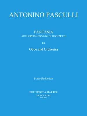 Pasculli: Fantasia: Opera Poliuto