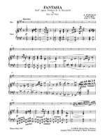 Pasculli: Fantasia: Opera Poliuto Product Image