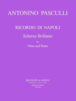 Pasculli: Ricordo di Napoli