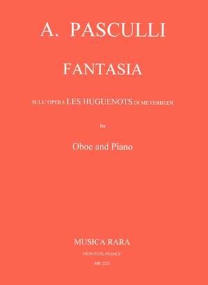 Pasculli: Fantasia: Opera Les Hugenots Product Image