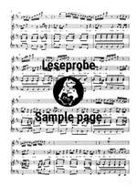 Bach, JS: Sämtliche Arien Bd.8 T/B,Fl,Bc Product Image