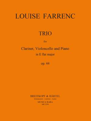 Farrenc: Trio in Es op. 44 Product Image