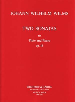 Wilms: Zwei Sonaten op. 18