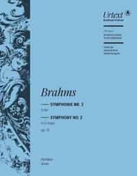 Brahms: Symphonie Nr. 2