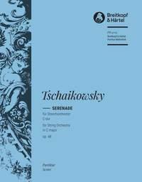 Tchaikovsky: Serenade C-Dur op. 48