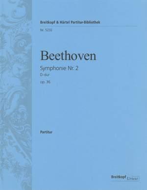 Beethoven: Symphonie Nr. 2 D-dur op. 36